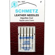 Schmetz Leather, bőrvarró...