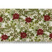 Karácsonyi mintás patchwork...