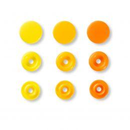 Prym Love, 30pár sárga, kör...
