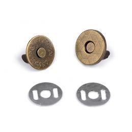 Táska mágneszár, 14mm, 5db,...