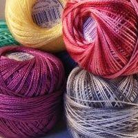Nitarna Cotton Perle pamut hímzőcérnák