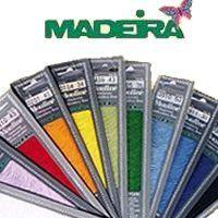 Madeira Mouline hímzőcérnák