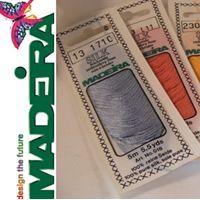 Silk Madeira selyem hímző fonalak