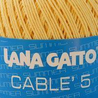 Olcsó és minőségi Lana Gatto - Cable5 kötő/horgoló fonal