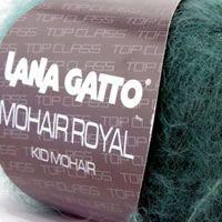 Lana Gatto Mohair Royal - kid mohair kötőfonal