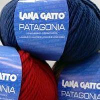 Lana Gatto, Patagonia kötőfonal, 100% tiszta merinó