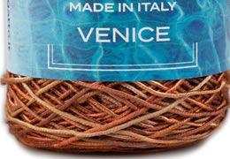 Ismerd meg a Lana Gatto VENICE kötő/horgoló fonalat